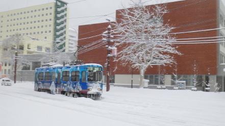 雪ミク電車 2019