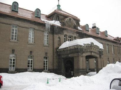 札幌市資料館