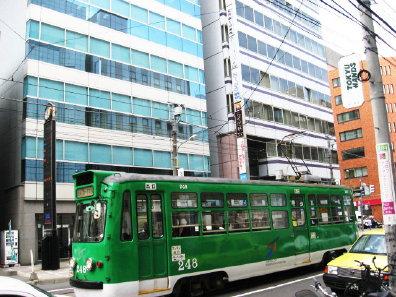 札幌市電248