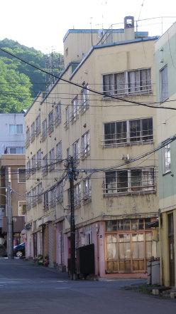 小樽の古い建物
