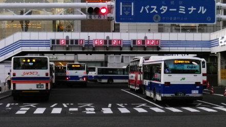 札幌駅前ターミナル