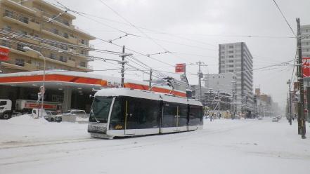 札幌市電 ポラリス