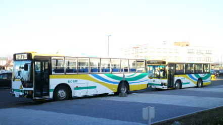 むかわ町営バス