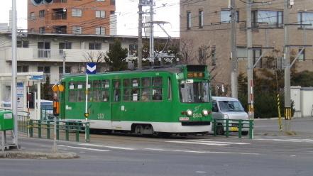 札幌市電 253