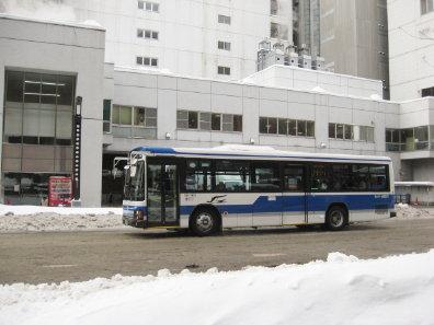 ジェイアール北海道バス