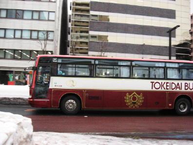 時計台バス