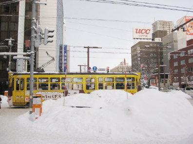 みちゅバチ電車